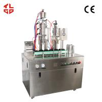 Wholesale PLC System Vacuum Crimping And Air Filling Machines from china suppliers