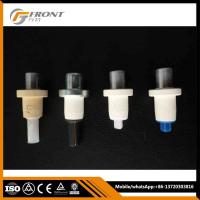 Quality rapid reaction expendable temperature sensor fast thermocouple for steel and iron plant for sale