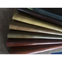 Wholesale Pu Coating composition leather material for bus , lading , furniture , bags from china suppliers