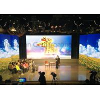 Wholesale Stage Background LED Video Display HD P3 Indoor LED Video Walls Rental Portable Aluminum Cabinet Panels from china suppliers