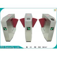 Wholesale Metro Security Flap Gate Barrier With Single Or Multiple Wide Lane Access from china suppliers