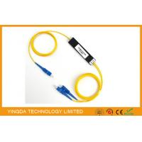 Wholesale Fiber Optic PLC Splitter Single Mode from china suppliers