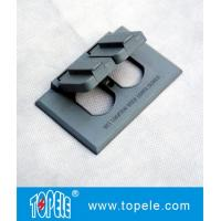 Wholesale Aluminum Powder-coated Weatherproof Electrical Boxes Self-closing Outlet Covers from china suppliers
