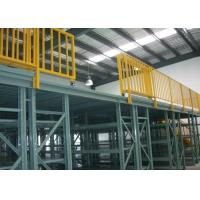 Wholesale Warehouse Storage Multi Tier Mezzanine Rack/High Space Utilization from china suppliers