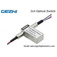 Wholesale 2x4 Fibre Optical Switches Duplex 1x2 Opto-Mechanical In Relay Hub Module from china suppliers