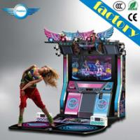 Buy cheap Dance Central 2 Dancing Arcade Game Machine from wholesalers
