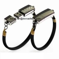 Wholesale Metal Bracelet USB Flash Drives from china suppliers
