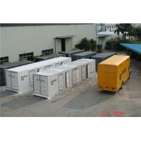 Wholesale 1000kva 800kw Containerized Silent Electric Diesel Generator With Flame Retardant Cotton from china suppliers
