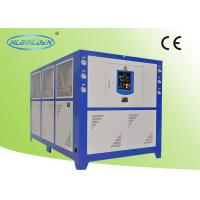 Wholesale Commercial Air Cooled Air Conditioner Chiller For Cooling , Low temperature from china suppliers