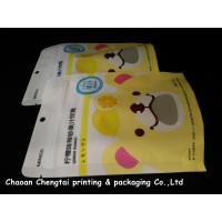 Wholesale Food Grade Stand Up Zipper Pouch / Packaging Bags Portable Gravure Printing from china suppliers