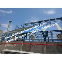 Wholesale Fabricated Industrial Steel Buildings Structures Stairs Roofing For Structural Steel Warehouse Construction Project from china suppliers