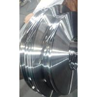 Quality Polished Stainless Steel Strips 2B Bright Surface Finish Hot Rolled Steel Coil for sale