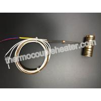 Wholesale 280V 350W Brass Nozzle Coil Heaters For Hot Runner Mold  With Thermocouple from china suppliers