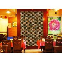 Wholesale Washable River Stones Country House Wallpaper Rainforest Strippable Wallpaper from china suppliers