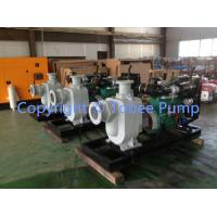 Wholesale Self priming diesel engine sewage pump from china suppliers