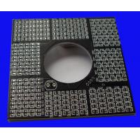 Wholesale OEM electronic led light aluminum pcb 0.25mm hole size IPC-A-610G & PCBA Service from china suppliers