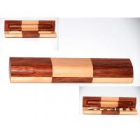Wholesale B1001 Bi-wood single wood pen box from china suppliers