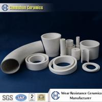 Buy cheap Wear Resistant Alumina Ceramic Pipe Liner for Material Conveying System from wholesalers