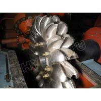 Quality Small Horizontal Shaft Pelton Hydro Turbine / Pelton Water Turbine with one or two Nozzles for sale