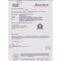 Hunan Kukai Electromechanical Co., Ltd. Certifications