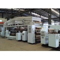Industrial Multi-Layer Dry Laminating Machine Solventless CPE / AL