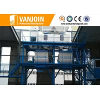 Wholesale Prefab House Sandwich Panel Production Line , wall panel machine 610mm Width from china suppliers