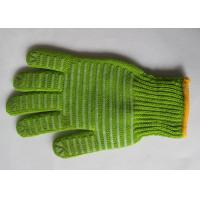 Wholesale Customized Silicone Coated Heat Resistant Gloves For Cooking Size M - XL from china suppliers