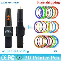 Wholesale 3D Air Pen , stereoscopic printing pen for 3D Drawing + Arts + Crafts Printing from china suppliers