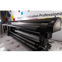 Wholesale Auto Calibrate Double Side Printer with Epson DX7 head for flex banner from china suppliers