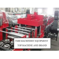 Wholesale C Model Profile Roll Forming Machine / C Purlin Bending Machine , C Steel Roll Forming Machine from china suppliers
