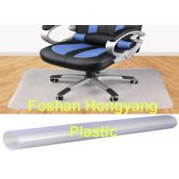 Wholesale 600x 2700 mm Office Chair Floor Protector Non Studded T shape Unbreakable from china suppliers