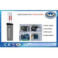 Wholesale DC Toll Barrier Gate Extendable With Solar Power Integration OEM/ODM from china suppliers