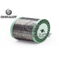 Wholesale High Strength Under High Temp Alloys NiCr30/20 Wire Alloy AWG 31 33 35 OEM from china suppliers