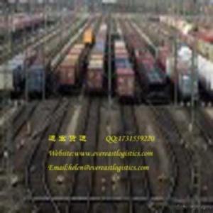 Railroad Shipping To Latvia