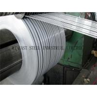 Wholesale 200S / 300S / 400S Polished Stainless Steel Strips , Spring Steel Strip from china suppliers