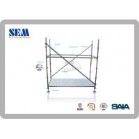 Wholesale MultiFuctional Aluminium Scaffolding With 44ft Height Mobile Aluminum Scaffold from china suppliers