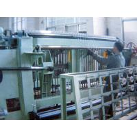 Wholesale Zinc / PVC Galfan Coated Wire Mesh Hexagonal Wire Netting Making Machine from china suppliers