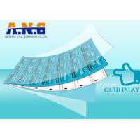 Wholesale Low Frequency Rfid Card Inlay , Rfid Dry Inlay With 512  Bit Memory from china suppliers