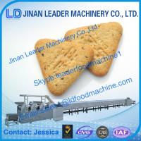 Wholesale Automatic Biscuit Process Line / Biscuit making lines with low price from china suppliers