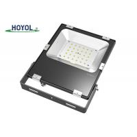 Wholesale Ultra Slim / Super Slim Flood Light IP65 30W Outdoor LED Floodlight 3300LM PF>0.95 from china suppliers