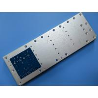 Buy cheap Hybrid PCB Built On 10mil RO4003C and FR-4 Combined With Immersion Silver from wholesalers