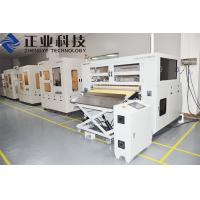 Wholesale Automated Dust-free Prepreg Cutting Machine Plc Control With Touch Screen from china suppliers
