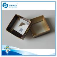 Wholesale QR Code Anti Counterfeiting Packaging Printing, Custom Serials Number Packing Box from china suppliers