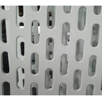 Wholesale flattened perforated metals slot hole from china suppliers