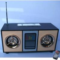Wholesale Band Display FM Radio Mini Speaker for iPhone/iPad MP3 Play (UK-R39) from china suppliers