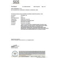 VEDALI HARDWARE CO., LTD Certifications