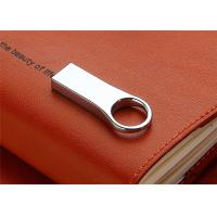Wholesale 50*20*9mm Engraved Mini USB Flash Drive 32G 64G 128G With Ring Sandisk Chip from china suppliers