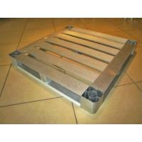 Wholesale Portable Aluminum Pallets For Food / Pharmaceutical / Chemical Industries from china suppliers