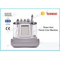 Quality 5 in1 water peel facial skin care spa use beauty equipment skin clean machine for sale