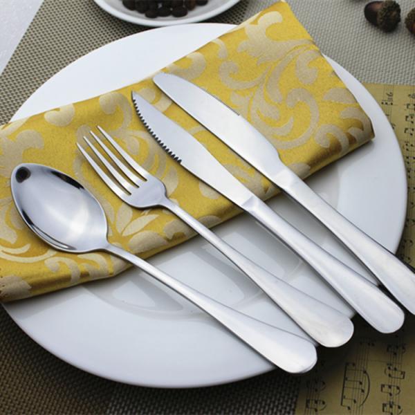 Nc1010 Stainless Steel Cutlery Set Flatware Tableware Set